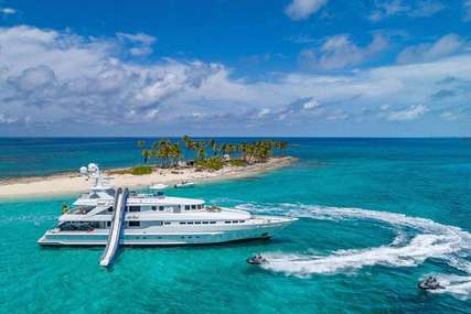 AT LAST for charter from $120,000 / week