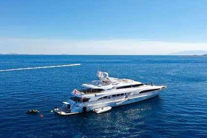LADY G II for charter from €115,000 / week