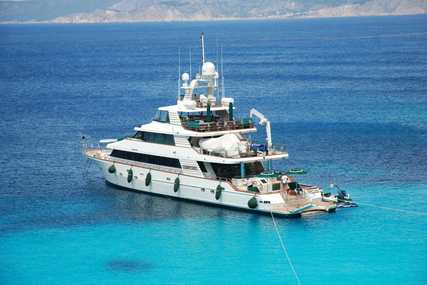 FORTY LOVE for charter from €110,000 / week