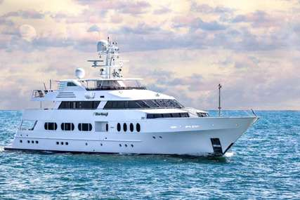 NEVER ENOUGH for charter from $115,000 / week