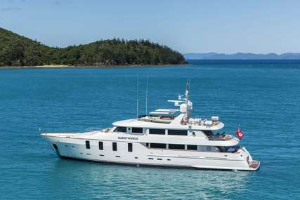 SILENTWORLD for charter from $130,000 / week