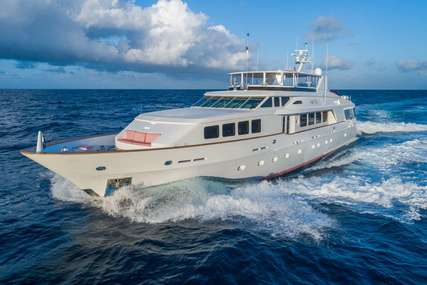 HAVEN for charter from $75,000 / week