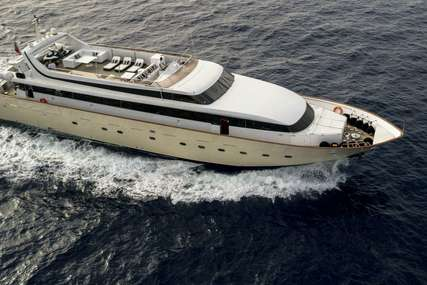 Paula III for charter from €75,000 / week