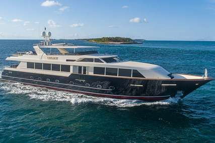 LEGACY for charter from $60,000 / week