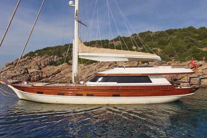 DAGLARCA for charter from €28,000 / week