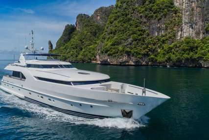 XANADU of LONDON for charter from $75,000 / week