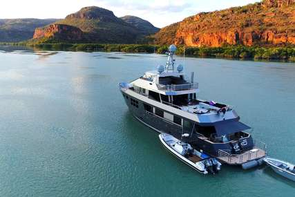 AKIKO for charter from $105,000 / week