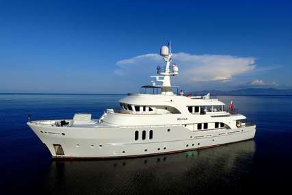 BELUGA for charter from $125,000 / week
