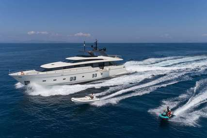 Dinaia for charter from €79,000 / week