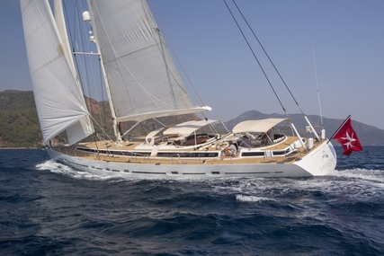 CNB Bordeaux SAVARONA for charter in  from €43,000 / week