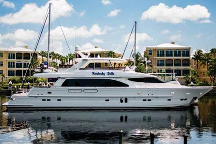 Horizon KENTUCKY BELLE for charter in  from $36,000 / week