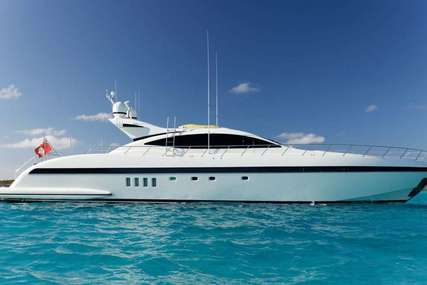 Mangusta EVA for charter in  from $63,000 / week