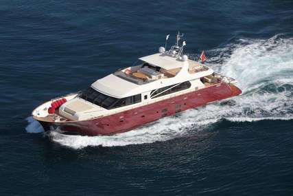 Custom Built ARIA C for charter in  from €38,500 / week