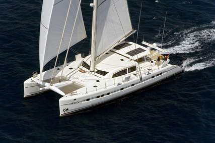Catana ORION 90 for charter in  from $46,000 / week