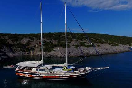 Bodrum Shipyard KANARYA for charter in  from €12,600 / week