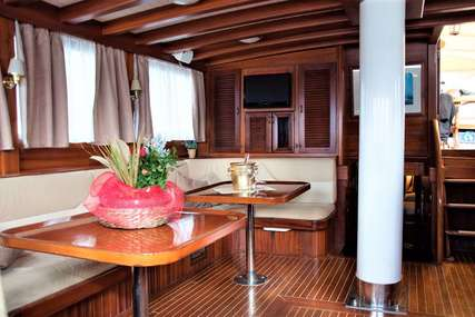 Bodrum Shipyard Lady Christa for charter in  from €12,000 / week