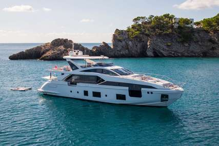 Azimut Yachts AKAMA for charter in  from €80,000 / week