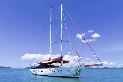 Ketch ORIENT PEARL for charter in  from $23,000 / week