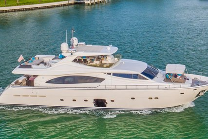 Ferretti CINQUE MARE for charter in  from $40,000 / week