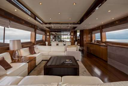 Princess, UK 4LIFE for charter in  from €35,000 / week