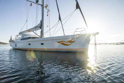 Oyster FIREBIRD for charter in  from €45,000 / week
