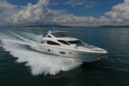 Sunseeker MaXxx for charter in  from $45,000 / week