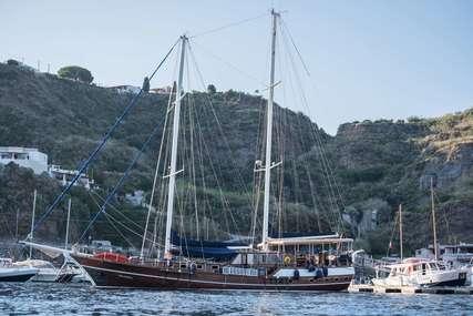 Bodrum Shipyard Gelidonya II for charter in  from €11,500 / week