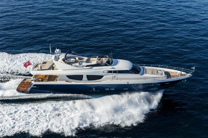 Posillipo MYTHOS for charter in  from €37,000 / week