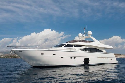 Ferretti JULIE M for charter in  from €34,000 / week