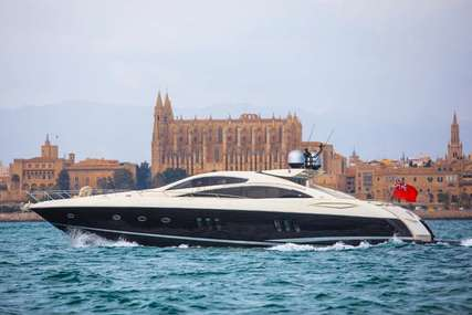 Sunseeker Exceso for charter in  from €27,000 / week