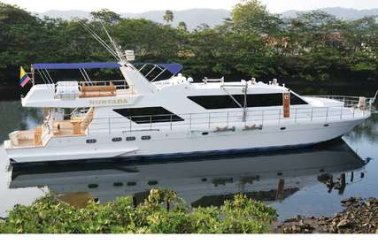 Custom NORTADA for charter in  from $46,998 / week