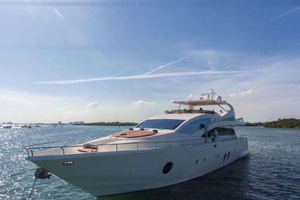 Aicon 86 Italian Yacht for charter in  from $38,000 / week