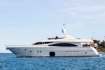 Ferretti PIOLA for charter in  from €34,000 / week