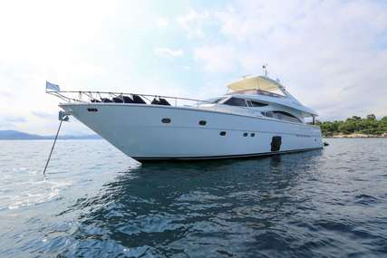 Ferretti ONYX for charter in  from €35,000 / week