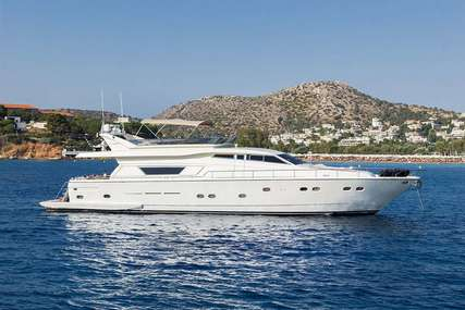 Ferretti VENTO for charter in  from €21,000 / week