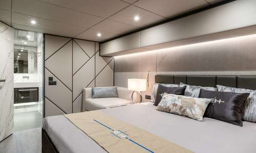 Image of Sunreef Yachts ENDLESS HORIZON for charter in  from $80,000 / week ,