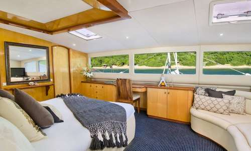 Image of Silhouette ZINGARA for charter in  from $42,800 / week ,