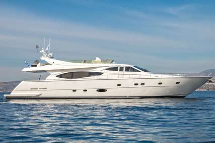 Ferretti AMOR for charter in  from €26,000 / week