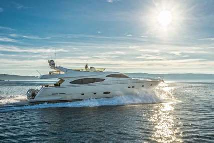 Ferretti Grifo for charter in  from €20,354 / week