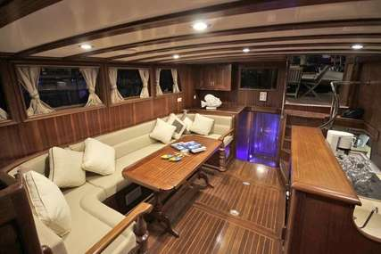 Custom Gulet-Motor Sailor SEBAHAT SULTAN for charter in  from €5,600 / week