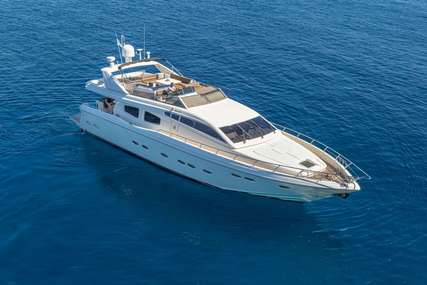 Posillipo AMORAKI for charter in  from €23,100 / week
