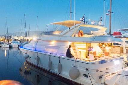 Ferretti AVRA for charter in  from €21,000 / week