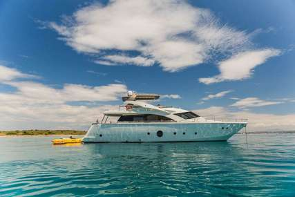 Aicon ULISSE for charter in  from €23,000 / week