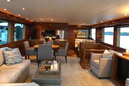 Hatteras TEMPTATION for charter in  from $22,500 / week