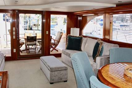 Hatteras ISLAND GIRL for charter in  from $22,000 / week