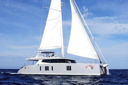 Sunreef Yachts 19th HOLE for charter in  from €38,000 / week