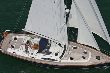 VT Halmatic MUSTIQUE for charter in  from €13,500 / week