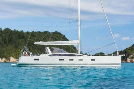 Jeanneau 64 2018 for charter in  from €9,020 / week