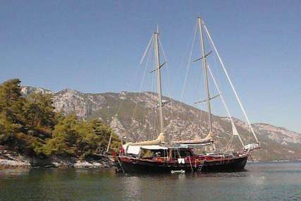 Bodrum Shipyard Trippin for charter in  from €10,500 / week