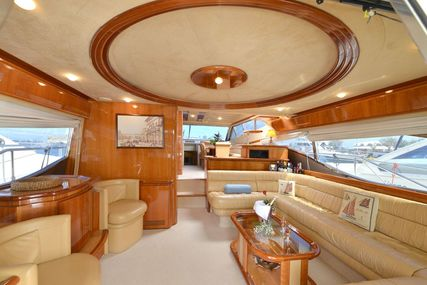 Ferretti MARY for charter in  from €17,500 / week